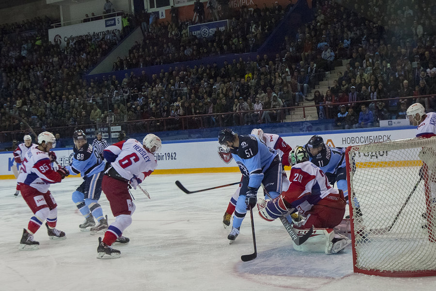 Сибирь - Локомотив
