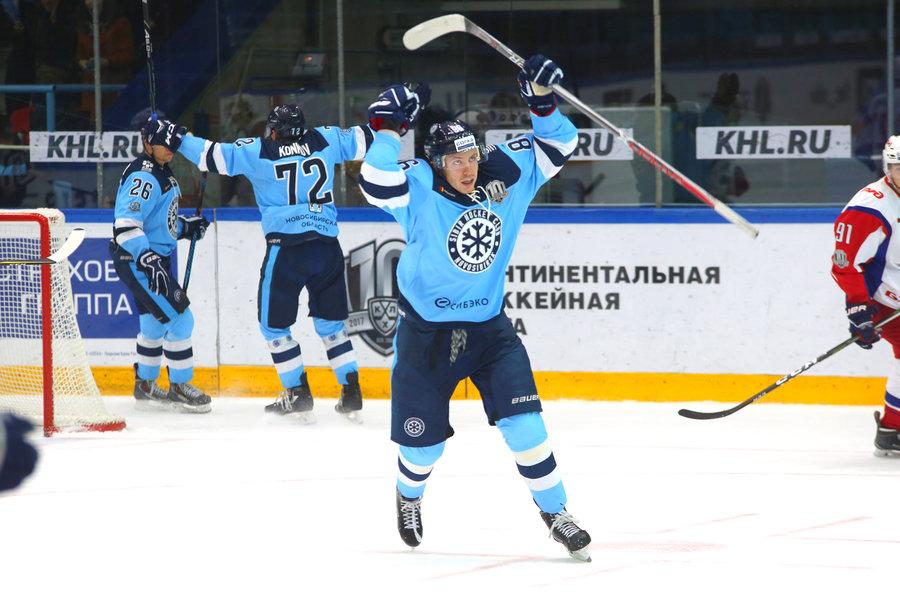 Сибирь ставит Локомотив в тупик