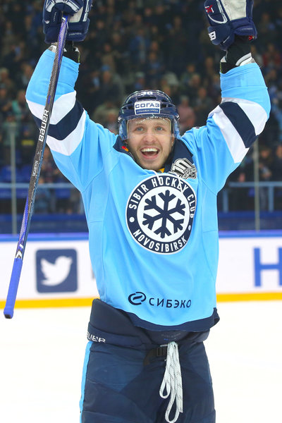 Андрей Сигарёв в Сибири на 2 года! Ура!